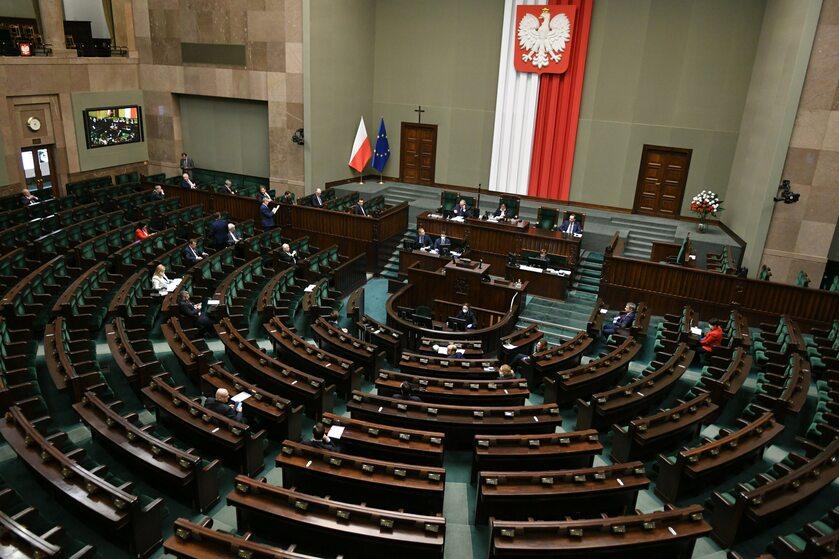 Pierwszy dzień 9. posiedzenia Sejmu