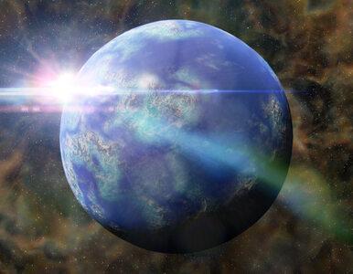 Naukowcy po raz pierwszy znaleźli wodę na planecie potencjalnie...