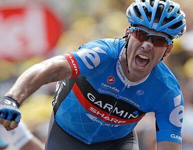 Kolarz zdyskwalifikowany za doping wygrał najdłuższy etap Tour de France
