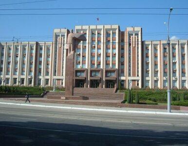 Mobilizacja w samozwańczym państwie wspieranym przez Rosję