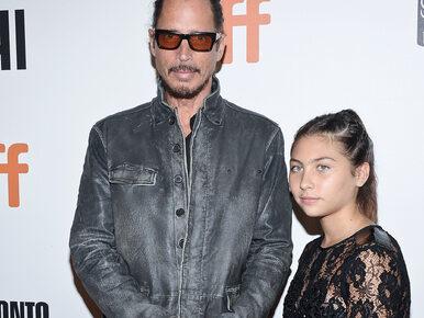 Córka Chrisa Cornella uczciła pamięć swojego ojca. Opublikowała nagranie