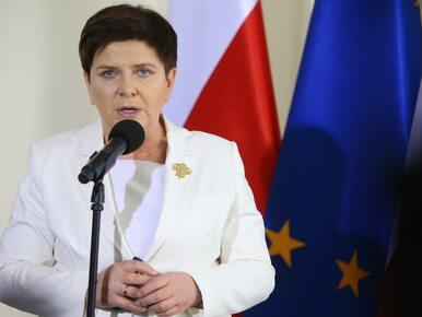 Beata Szydło: Rząd jest gotów podpisać porozumienie z nauczycielami
