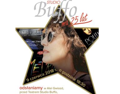 Buffo - Aleja gwiazd - A. Miklaszewska