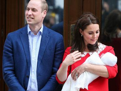 Kate Middleton wyszła ze szpitala. Brytyjska para książęca pokazała syna