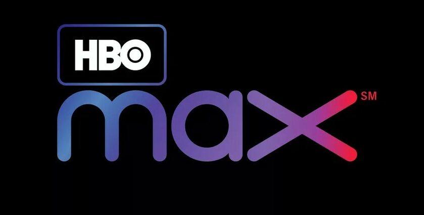 Logo HBO Max