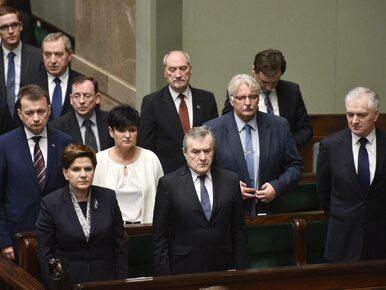 Ranking ministrów rządu Beaty Szydło. Kto zasłużył na dobre oceny? Kto...
