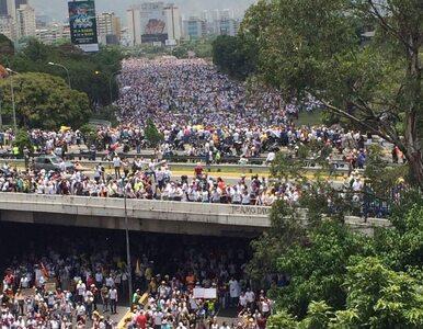 W Wenezueli jest już tylko benzyna