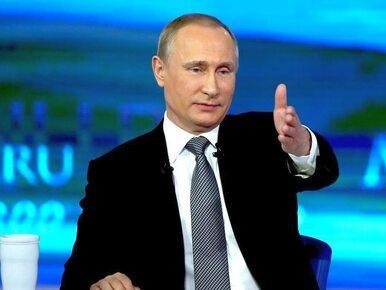"""Putin """"zgarnął wszystko"""". Pojawił się nowy sondaż zaufania i poparcia..."""