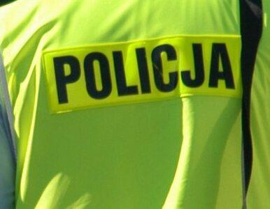 Tragedia w Pabianicach. Zaatakowany rowerzysta uderzył w autobus i zginął