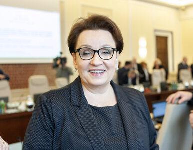 Anna Zalewska wystartuje w wyborach do PE. Nazwisko możliwego zastępcy...