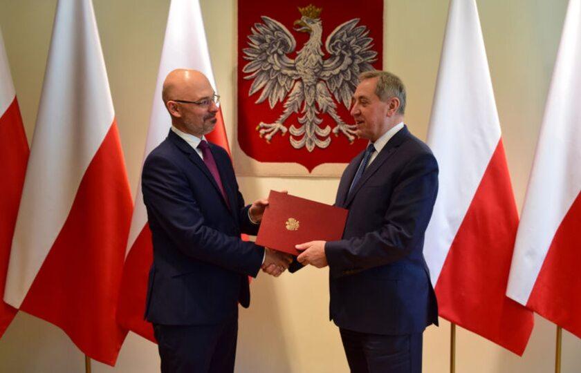 Michał Kurtyka i Henryk Kowalczyk